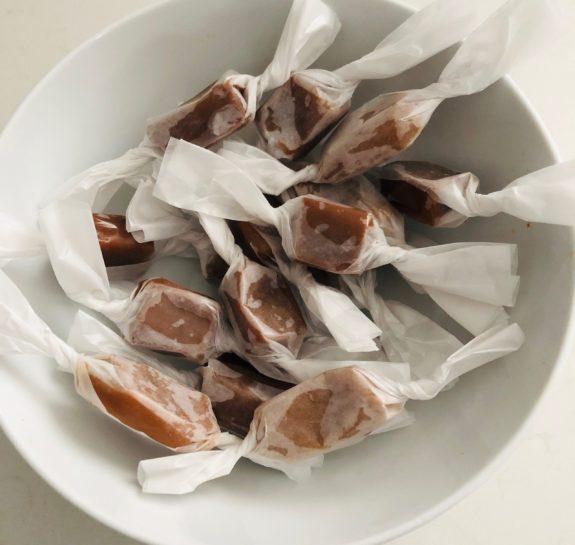 Protein Taffy Bites