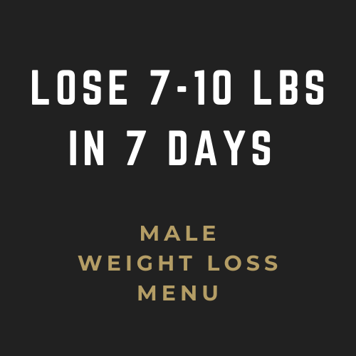 LOSE 7-10LBS IN 7 DAYS